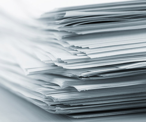 انواع کاغذ